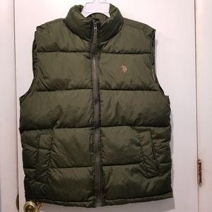 U.S. Polo Assn. Puffer Vest Jacket